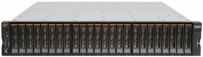 IBM Storwize V5000(大型机箱)